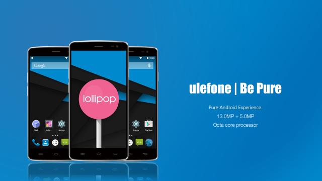 1ulefone Be-Pure3