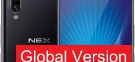 Vivo NEX : bientôt le lancement mondial