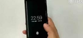 Le smartphone avec scanner d'empreintes sous l'écran existe
