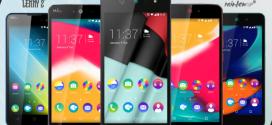 Wiko lancera prochainement de nouveaux smartphones (Lenny 2, Rainbow Jam, etc.)