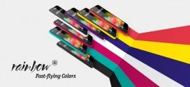 Le Wiko Rainbow passe à la 4G