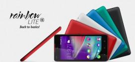 Wiko lance le Rainbow Lite 4G