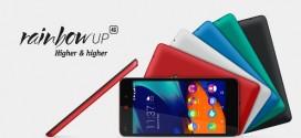 Wiko présente le Rainbow Up 4G