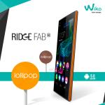 1wiko ridge fab 4g-1