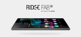 Wiko présente sa nouvelle phablette 4G : le Ridge Fab