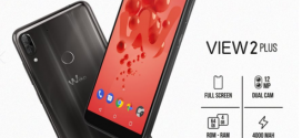 Le Wiko View 2 Plus désormais disponible à la vente