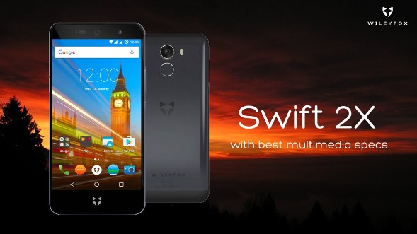1wileyfox swift 2x