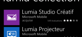 La Nokia Collection disparaît du Windows Phone Store