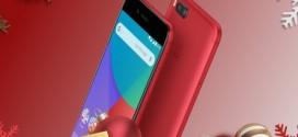 Xiaomi Mi A1 : et maintenant en rouge