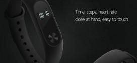 Xiaomi présente le Mi Band 2