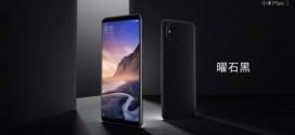Xiaomi Mi Max 3 : de nouveaux rendus