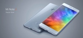 Le Xiaomi Mi Note 2 officialisé