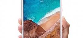 La Xiaomi Mi Pad 4 désormais commercialisée