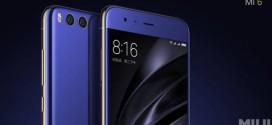 Le Xiaomi Mi6 bientôt indisponible