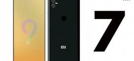 Xiaomi Mi 7 : un premier rendu et des caractéristiques techniques