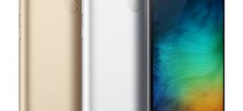 Xiaomi Redmi Note 3 Pro : une mise à jour