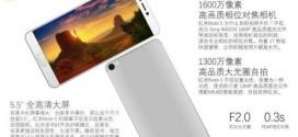 Xiaomi Redmi Note 5 : visuels et specs volés