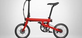 Mi Qicycle : un vélo électrique signé Xiaomi