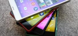 Sony Xperia Z3 Compact : les premières photos officielles