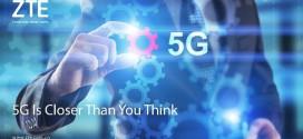 MWC 2017 : ZTE présente son Gigabit Phone