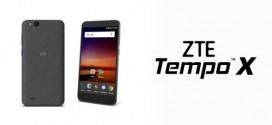 ZTE Tempo X : un smartphone à moins de 80 dollars