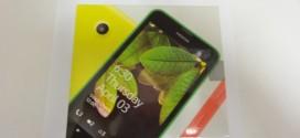 Nokia Lumia 630 : un nouveau packaging