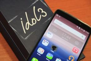 Test de l'Alcatel One Touch Idol 3 : Tout d'un grand, sauf  le prix