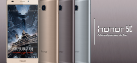 Le Honor 5C officiellement disponible en France