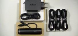 Aukey : les accessoires en USB-C indispensables