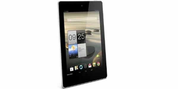 Acer Iconia A1 7.9 pouces – rumeurs