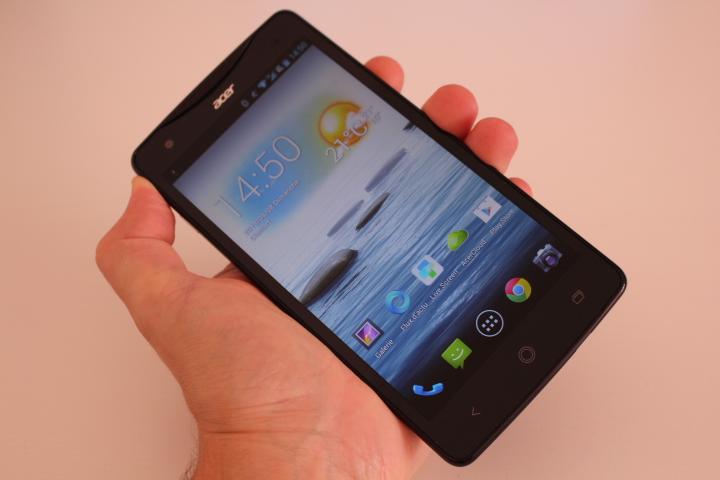Test de l'Acer Liquid S1 Duo (S510) : un phablet sympathique