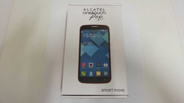 Alcatel OT C7 - vue 03