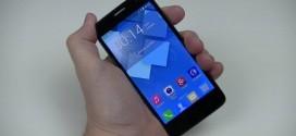 Test de l'Alcatel One Touch Idol Mini (6012X) : petit, beau et pas (trop) cher