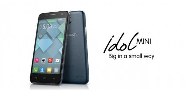 Alcatel One Touch Idol Mini : présentation