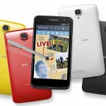 Alcatel One Touch Scribe – officialisé au CES 2013