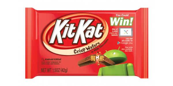 Android 4.4 KitKat : Une étrange invitation pour le 5 Novembre ?