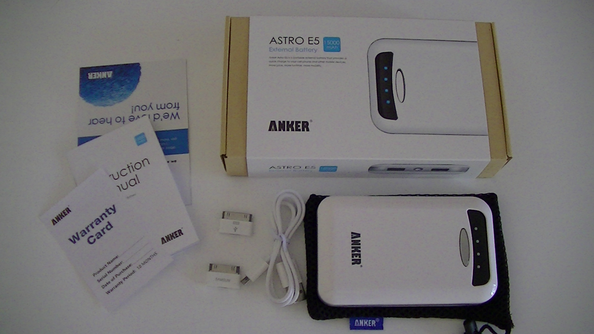 test de l anker astro e5 une m ga grosse batterie externe top for phone. Black Bedroom Furniture Sets. Home Design Ideas