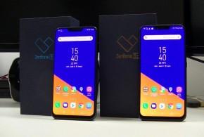 Comparatif des Asus Zenfone 5 (ZE620KL) vs Asus Zenfone 5Z (ZS620KL)