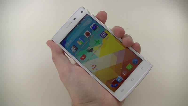 Test de l'Axgio Neon N2Q : smartphone low-cost mais réussi