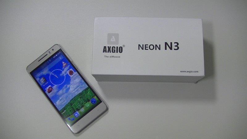 Test de l'Axgio Neon N3 : 4G, et pas cher