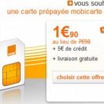 Bon plan Orange Mobicarte