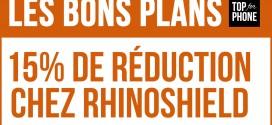 Code promo chez Rhinoshield : 15% de réduction
