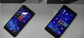 Comparatif Microsoft Lumia 950 vs Microsoft Lumia 950 XL