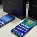 Comparatif Huawei Mate 20 Pro vs Huawei Mate 10 Pro - vue 02