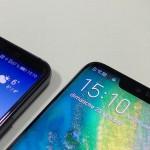Comparatif Huawei Mate 20 Pro vs Huawei Mate 10 Pro - vue 04