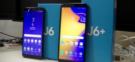 Comparatif Samsung Galaxy J6 vs Samsung Galaxy J6+