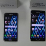 Comparatif Samsung Galaxy A3 2016 vs A5 2016 - vue 01