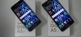 Comparatif Samsung Galaxy A3 2016 vs Samsung Galaxy A5 2016