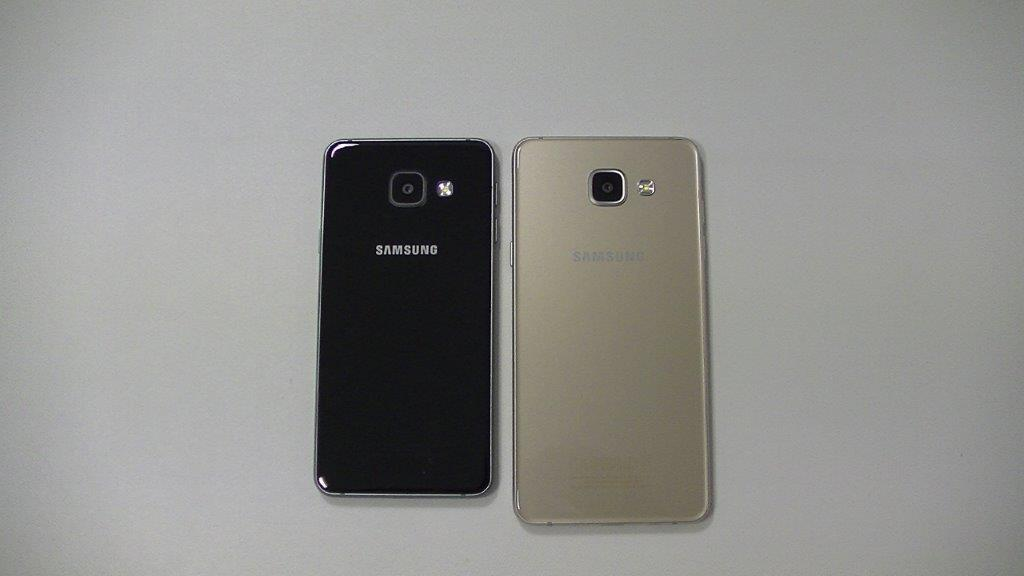 comparatif samsung galaxy a3 2016 vs samsung galaxy a5 2016 top for phone. Black Bedroom Furniture Sets. Home Design Ideas