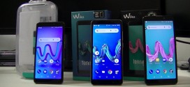 Comparatif des Wiko « Y » 2018 : Jerry 3, Tommy 3, Lenny 5
